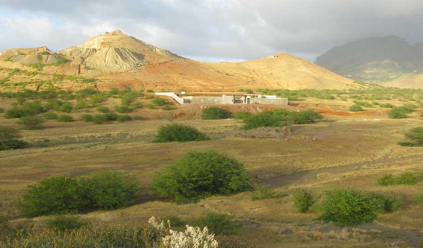 Circuit Héliades dans le désert du Cap-Vert