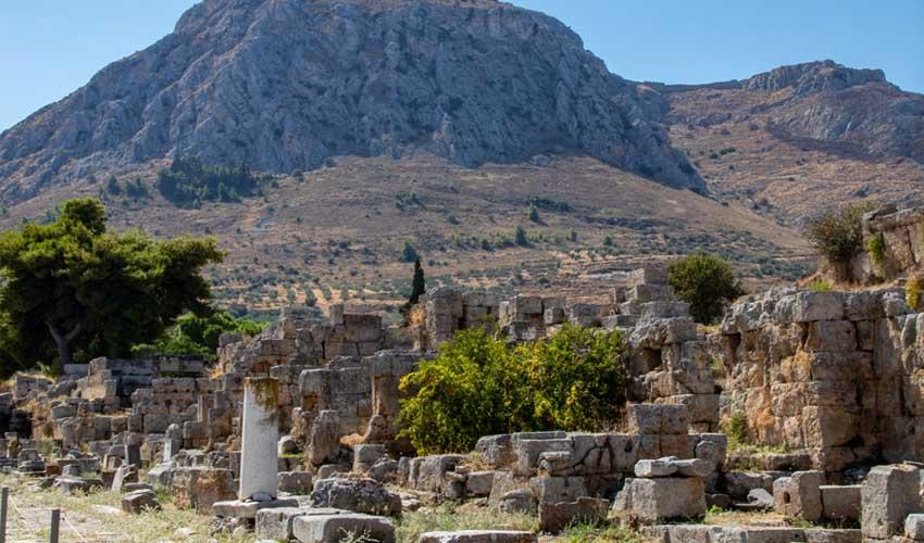Circuit Héliades : visiter Apollon en Grèce
