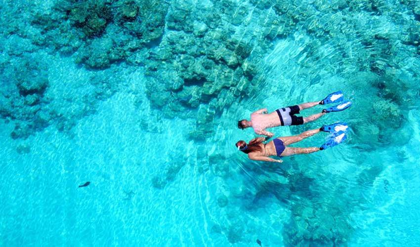 Snorkeling en circuit Héliades