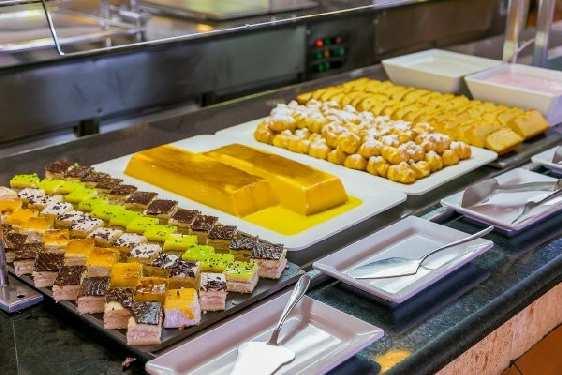 Club vacances Majorque - Lookéa Dolce Farniente : buffet