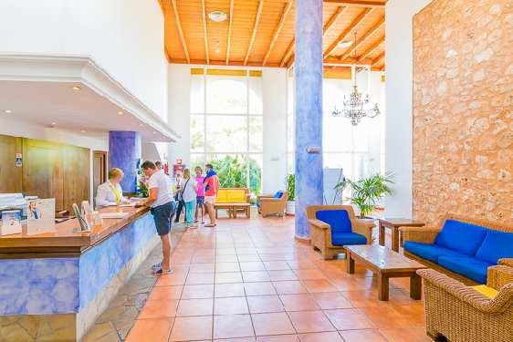 Club vacances Majorque - Lookéa Dolce Farniente : lobby