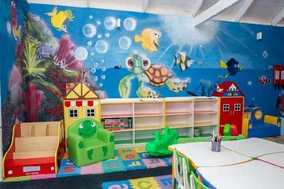Club Jumbo Vista Sol Punta Cana : Espaces enfants