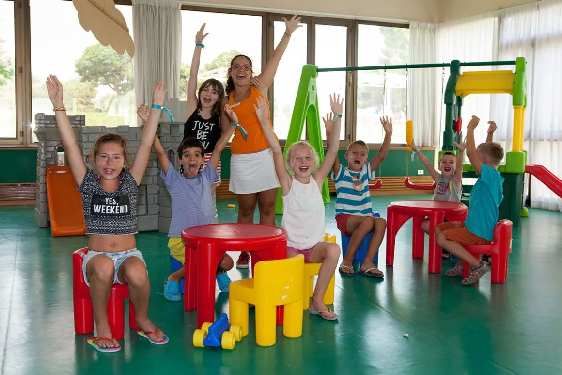 Club Marmara Alicudi : Espaces enfants