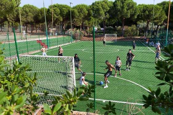 Club Marmara Alicudi : Infrastructures
