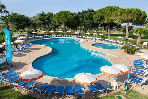 Club Marmara Alicudi : Piscine