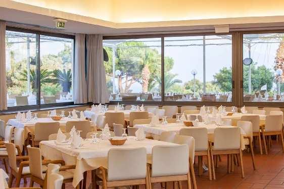 Club Marmara Alicudi : Restauration