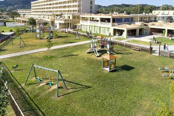 Club Marmara Corfou : Espaces enfants