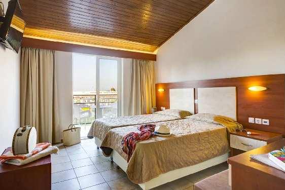 Club Marmara Corfou : Chambres