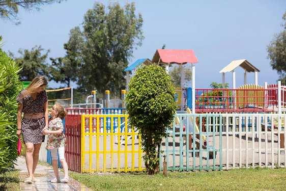 Club Marmara Doreta Beach : Espaces enfants