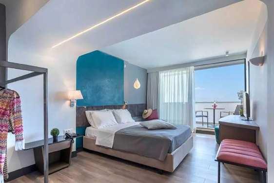 Club Marmara Doreta Beach : Chambres