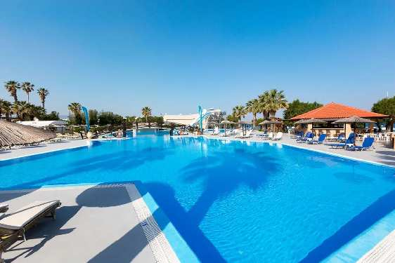 Club Marmara Doreta Beach : Piscine