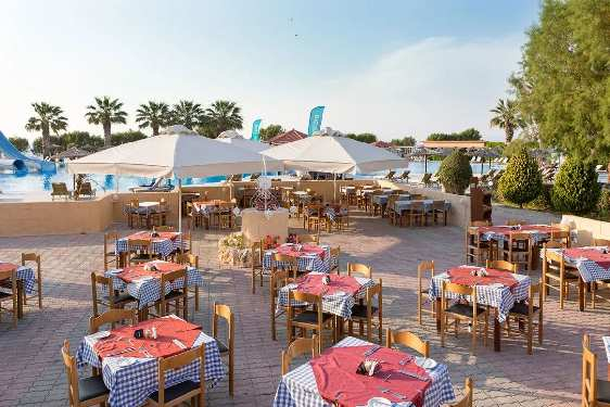 Club Marmara Doreta Beach : Restauration