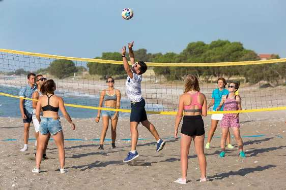 Club Marmara Doreta Beach : Animations