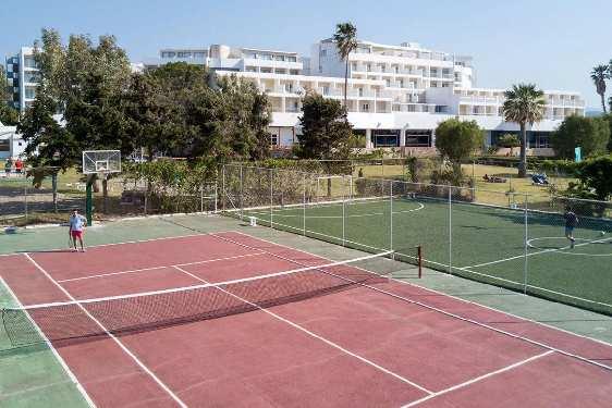 Club Marmara Doreta Beach : Infrastructures