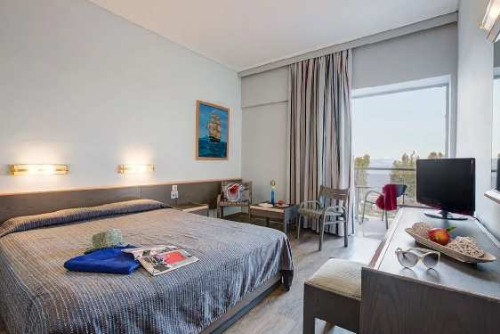 Club Marmara Golden Coast : Chambres
