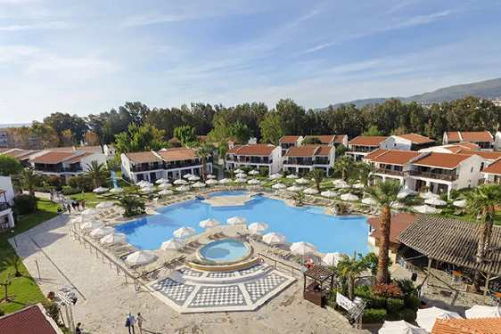 Club Marmara Golden Coast : Piscine