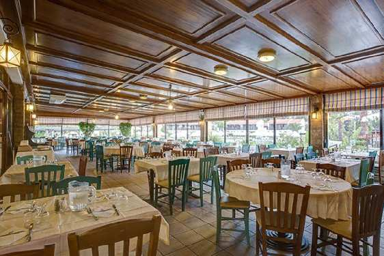 Club Marmara Golden Coast : Restauration