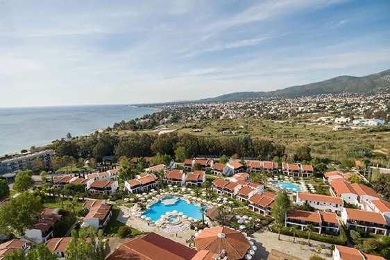Club Marmara Golden Coast : Vue générale