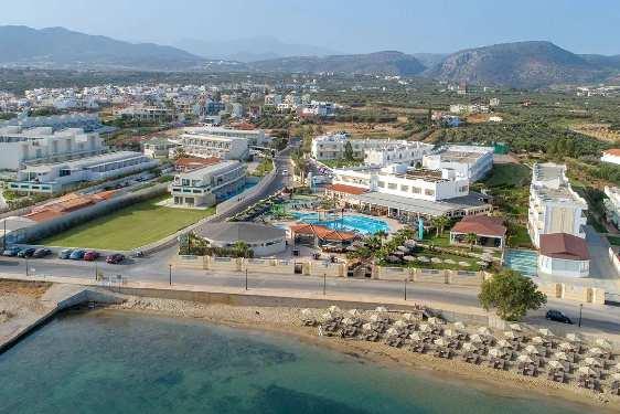 Club Marmara Golden Star : Vue générale