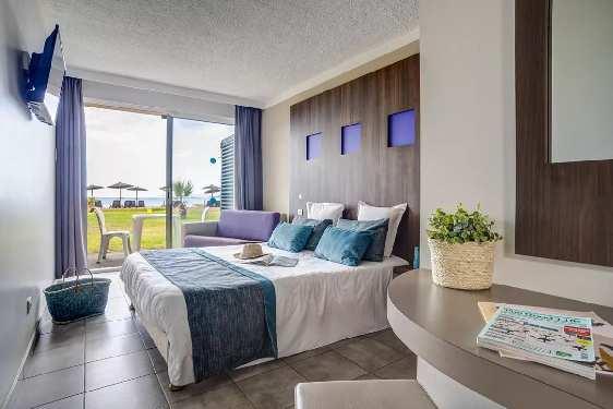 Club Marmara Grand Bleu : Chambres