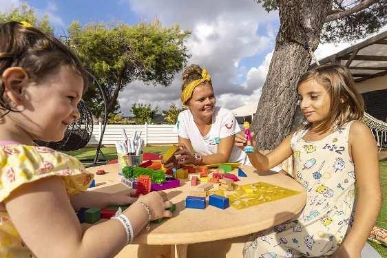 Club Marmara Grand Bleu : Espaces enfants