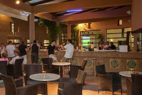 Club Marmara Madina : Restauration