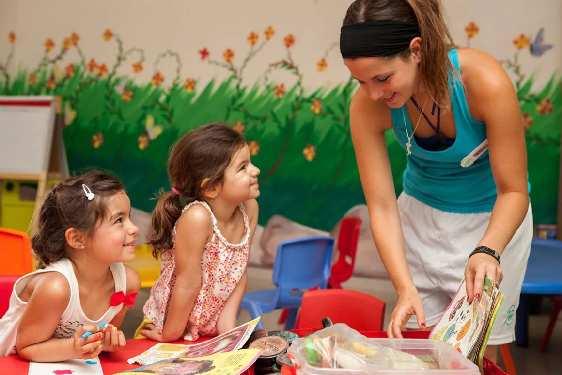 Club Marmara Madina : Espaces enfants