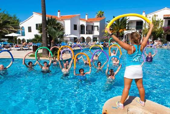 Club Marmara Oasis Menorca : Animations