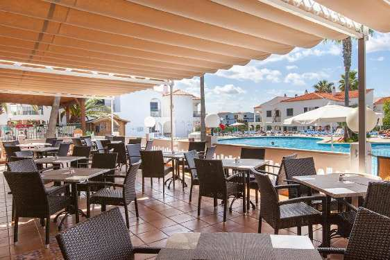 Club Marmara Oasis Menorca : Restauration