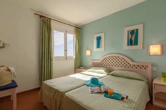 Club Marmara Oasis Menorca : Chambres