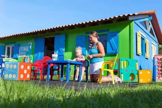 Club Marmara Oasis Menorca : Espaces enfants