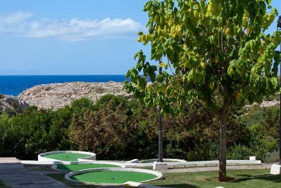 Club Marmara Oasis Menorca : Infrastructures