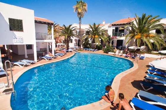 Club Marmara Oasis Menorca : Piscine