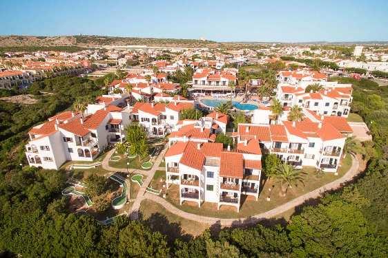 Club Marmara Oasis Menorca : Vue générale