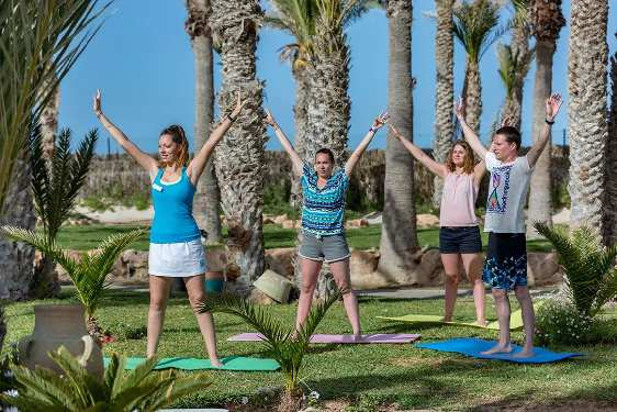 Club Marmara Palm Beach Djerba : Animations