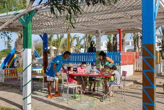 Club Marmara Palm Beach Djerba : Espaces enfants