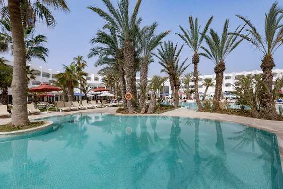 Club Marmara Palm Beach Djerba : Piscine