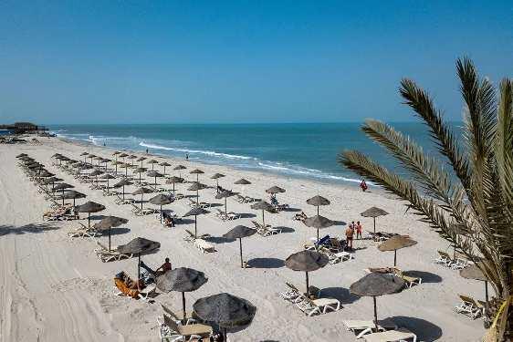 Club Marmara Palm Beach Djerba : Aux alentours