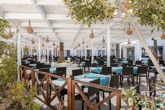 Club Marmara Palm Beach Djerba : Restauration