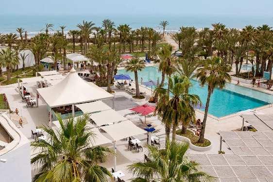 Club Marmara Palm Beach Djerba : Vue générale