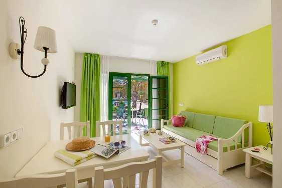 Club Marmara Playa Blanca : Chambres