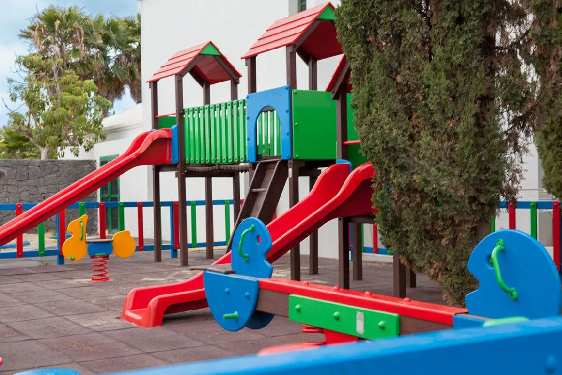Club Marmara Playa Blanca : Espaces enfants