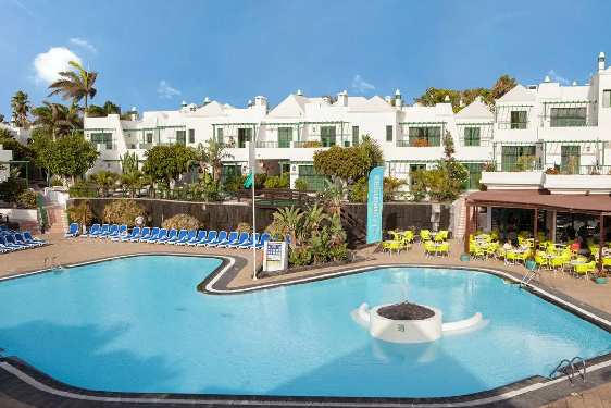 Club Marmara Playa Blanca : Piscine