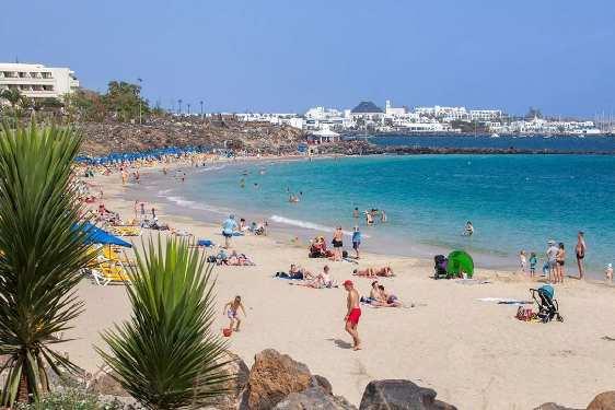 Club Marmara Playa Blanca : Aux alentours