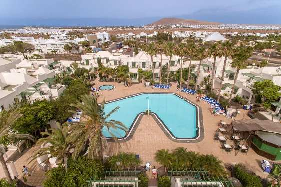 Club Marmara Playa Blanca : Vue générale