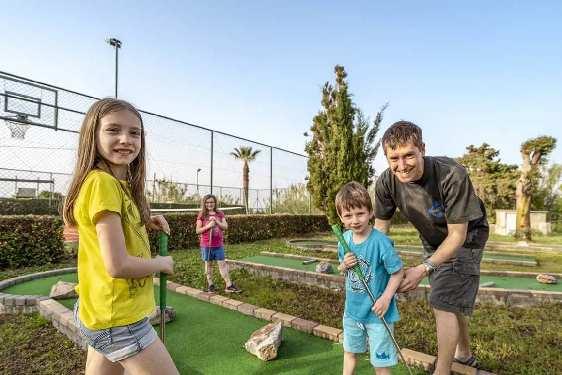 Club Marmara Réthymnon Maravel : Infrastructures