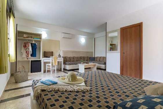 Club Marmara Sicilia : Chambres