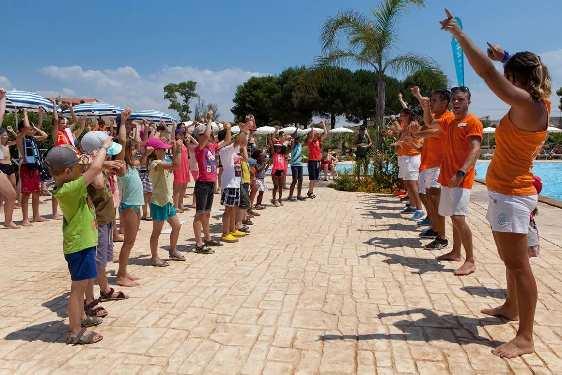 Club Marmara Sicilia : Espaces enfants