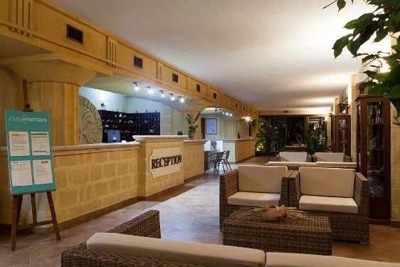 Club Marmara Sicilia : Infrastructures