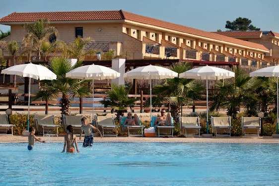 Club Marmara Sicilia : Piscine